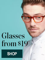 Glasses from $19!